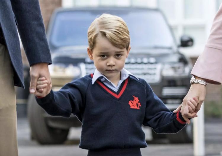 Un terrorista británico quería que el pequeño príncipe George muriera en ataque