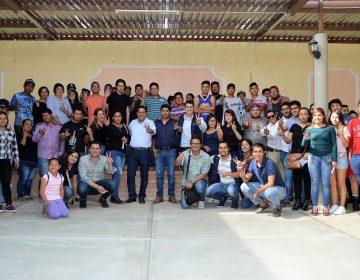 Propone Javier Luévano mayor inclusión para jóvenes