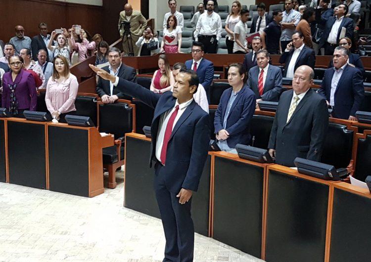 """Diputado local del PRI brinca al """"movimiento naranja"""" de Jalisco para apoyar a Alfaro"""