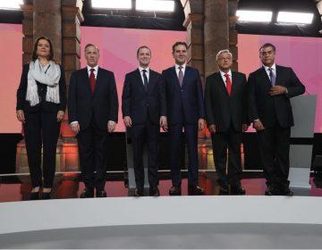 Discurser@: minería de textos del primer debate presidencial