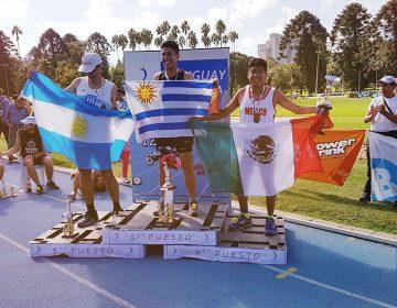 Estudiante de la UNAM rompe récord y queda en segundo lugar: corrió 314 km en 48 horas
