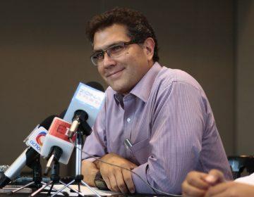 Dice Ríos Piter que Meade ganará con votos del 30 % de indecisos