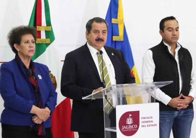 Arrestan a otros dos implicados en el atentado contra el ex Fiscal de Jalisco