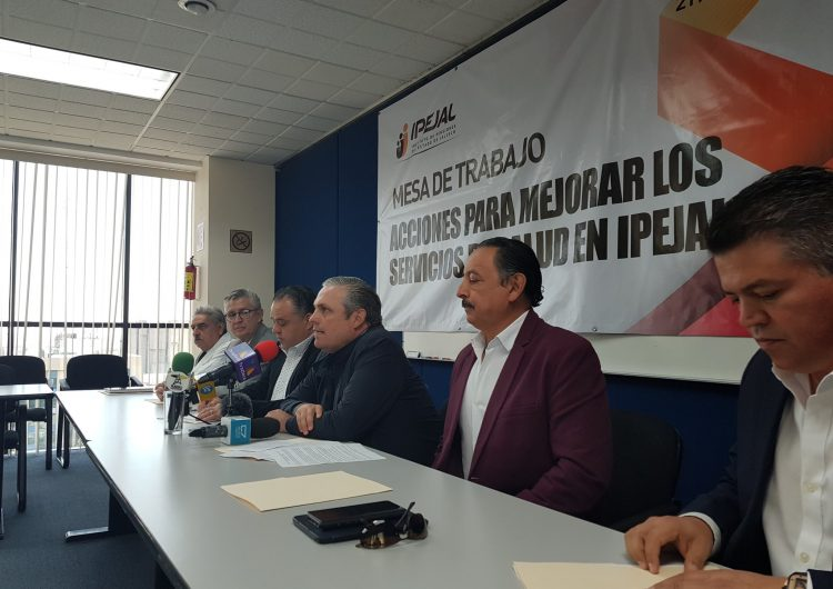 Acumula proveedora Abisalud 33 penalizaciones; Ipejal la multa con 14.7 MDP