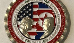 Trump y Kim cara a cara: la Casa Blanca lanza…