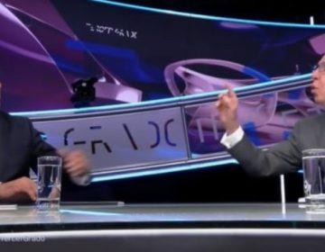Pleito bronco-teacher; esposa de López Dóriga cobraba 13 MDP en NL, acusa el independiente