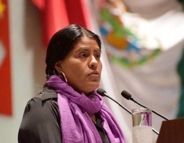 Sufrió Margarita Zavala violencia política: Eufrosina Cruz