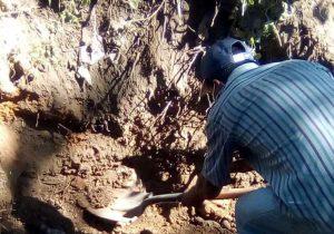 Entre fosas y desaparecidos: hallan en Villagrán alrededor de 30 cuerpos