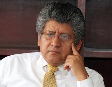 Renuncia Martínez Neri al PRD; apoyará a López Obrador