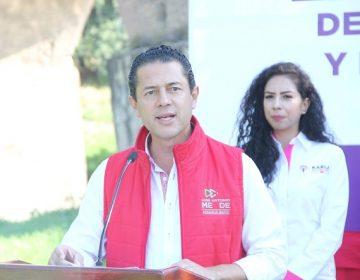 Pide Gustavo Granados que gobiernos panistas no intervengan en proceso electoral