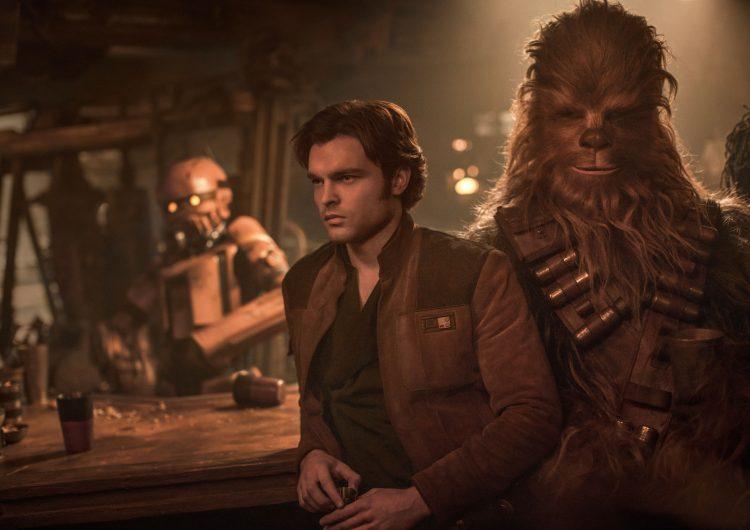 Solo, una historia de Star Wars