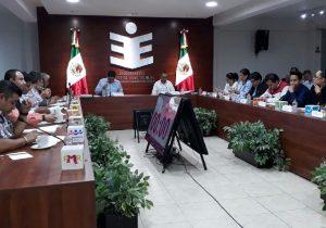 Partidos en Oaxaca sustituyen candidaturas a diputaciones y concejalías