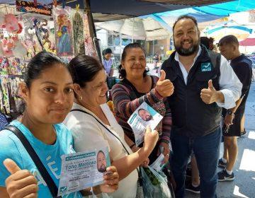 Propone candidato de Nueva Alianza educación para abatir inseguridad