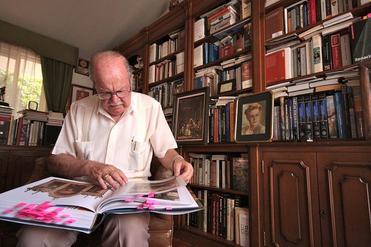 Otorgarán Premio Aguascalientes al Dr. Alfonso Pérez Romo