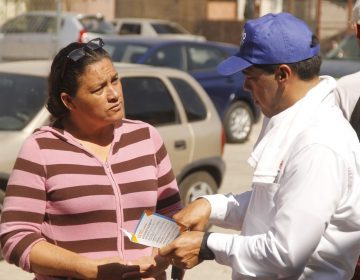 "Promete Montañez ""puertas abiertas"""