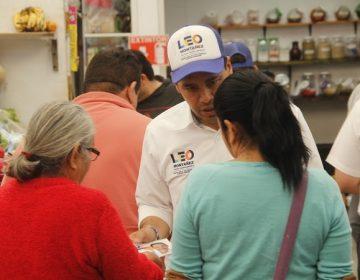 Buscará Leonardo Montañez agilizar proceso de denuncia de violencia contra mujeres