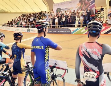 Inició el Campeonato Nacional Juvenil de Ciclismo en Aguascalientes