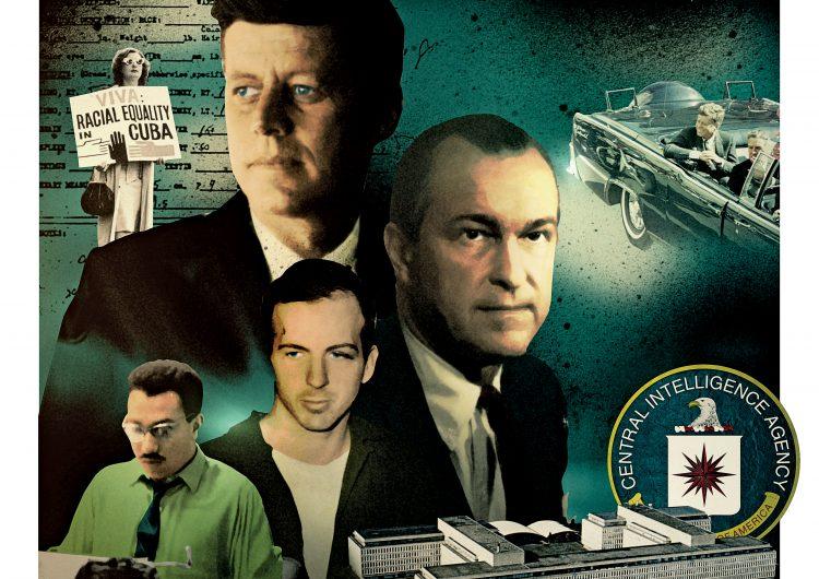 Las oscuras amistades entre espías, escritores y revolucionarios