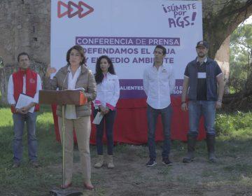 ¿Qué propone Lorena Martínez en temas de medio ambiente?
