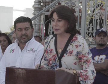 Pide Lorena Martínez cambio de titular de la Policía Municipal