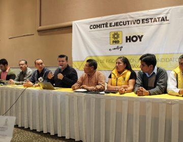 PRD se deslinda de simulación de candidaturas trans en Oaxaca y pide investigación