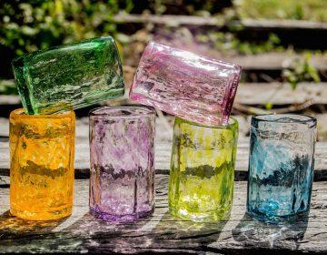 El arte del vidrio en Oaxaca