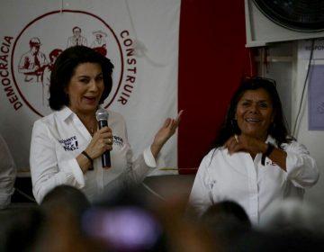 Presenta Lorena Martínez su propuesta legislativa a integrantes del FEOI