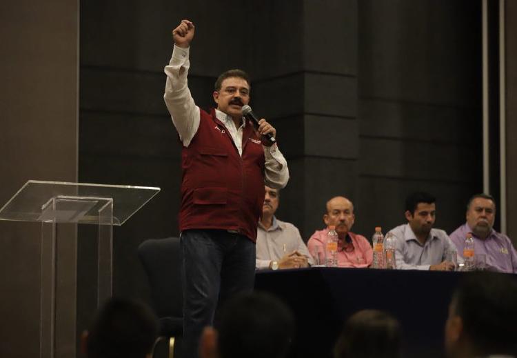 """Amaga Lomelí con desenmascarar al """"pillo"""" de Alfaro"""