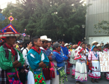 """CNDH y CEDHJ hacen """"enérgico llamado"""" a la restitución de tierras a comunidad wixárika"""