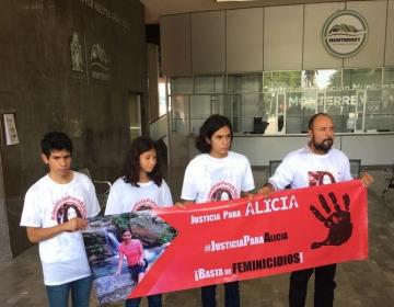 Fiscalía de Monterrey no investigó amenazas contra Alicia Díaz: familiares