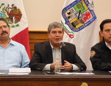 Rechaza Gobernador de NL transferencia de seguridad y policías a Monterrey