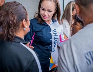 Propone Martha González disminución del Impuesto Sobre la Renta