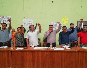 Acuerda CNTE paro indefinido en Oaxaca a partir del 28 de mayo