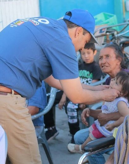 Impulsará Martín del Campo acciones para favorecer la salud de la población