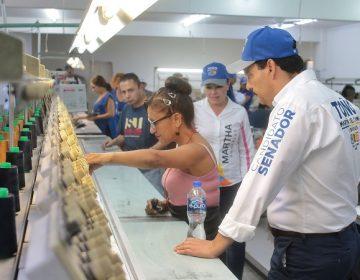 Pide Martín del Campo mayor capacitación y financiamiento para PyMES