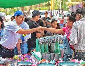 Apostará Toño Martín del Campo a la generación de empleos formales