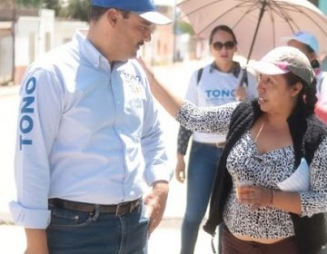 Buscará Toño Martín del Campo impulsar leyes para evitar violencia de género