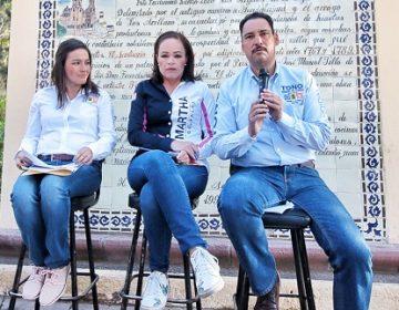 Propone Martín del Campo estrategia integral para prevenir el feminicidio