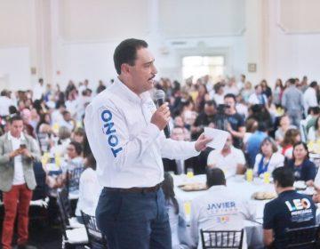 Propone Toño Martín del Campo más capacitación y menos evaluación a docentes
