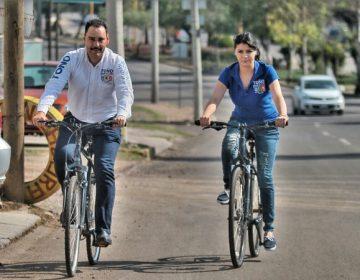 Promoverá Toño Martín del Campo mayor infraestructura ciclista en la entidad