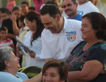 Propone Toño Martín del Campo mejorar condiciones de policías