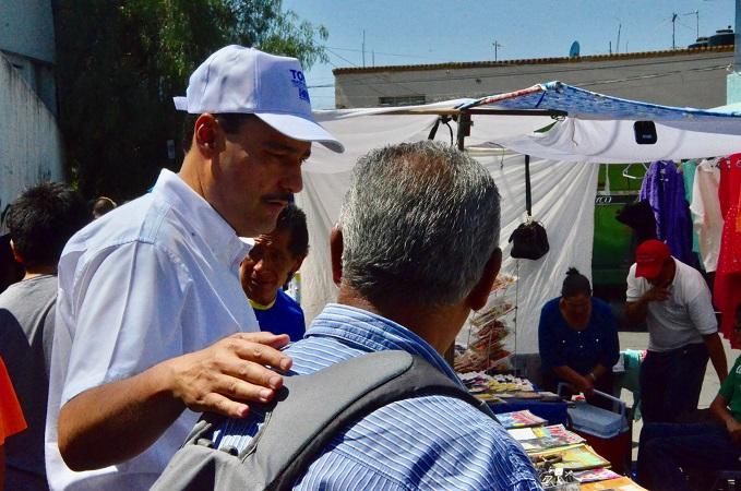 Propone Martín del Campo manejo de finanzas públicas enfocadas en la familia