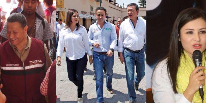 Candidatos al Senado gastan 1.8 mdp para campañas; encabeza Nuvia