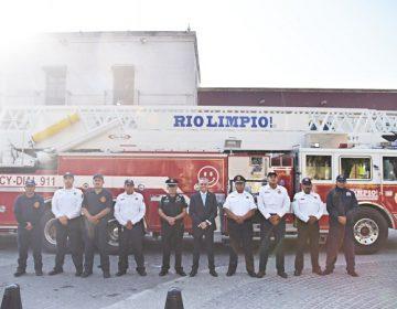 Tendrá Jesús María nuevo camión para bomberos municipales