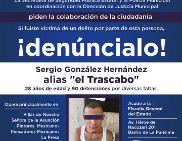Los más buscados por Municipio: 35 delincuentes