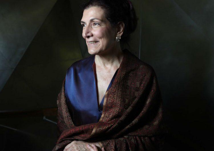 La periodista mexicana Alma Guillermoprieto es galardonada con el Princesa de Asturias