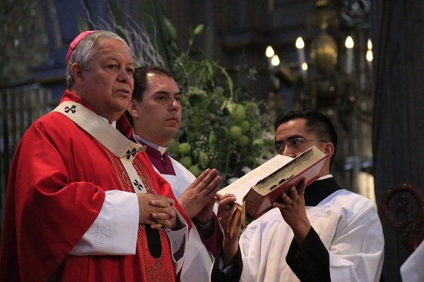 Arzobispo de Puebla respalda investigar a edil de Texmelucan
