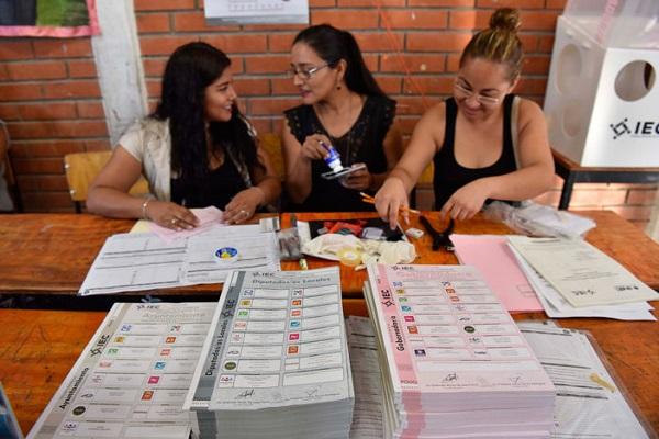 Alertan hackeo en comicios; sector franquicias pide a INE e IEE reforzar medidas