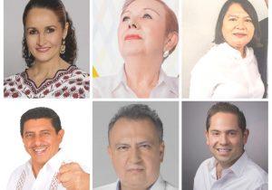 Gastan candidatos al senado por Oaxaca más de 6 mdp en un mes