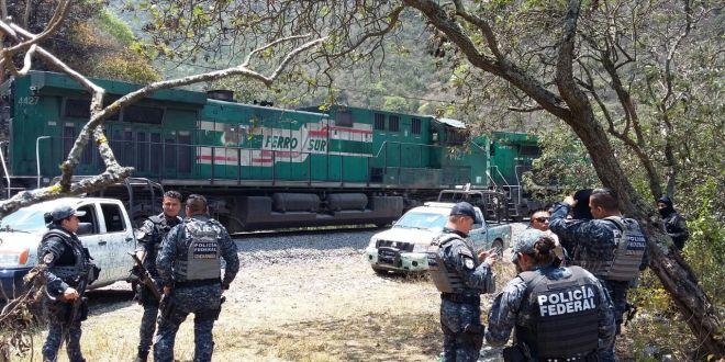 Hidalgo, de los 8 estados con más robos a trenes de carga